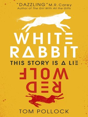cover image of White Rabbit, Red Wolf