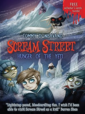 cover image of Scream Street 11