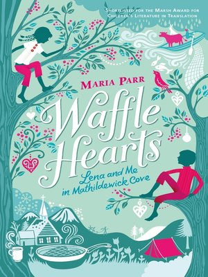 cover image of Waffle Hearts