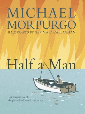 cover image of Half a Man