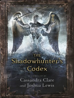 cover image of The Shadowhunter's Codex