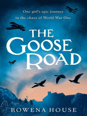 cover image of The Goose Road