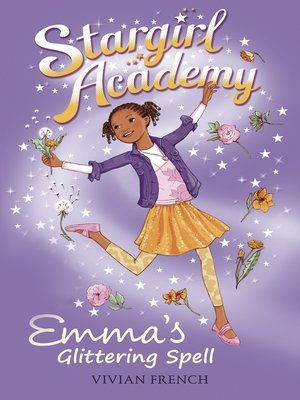 cover image of Emma's Glittering Spell
