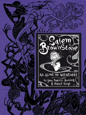 cover image of Salem Brownstone