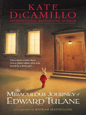 cover image of The Miraculous Journey of Edward Tulane