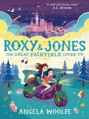 cover image of Roxy & Jones