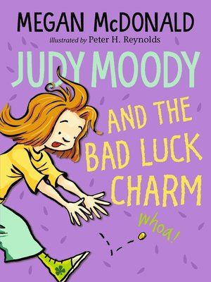 cover image of Judy Moody and the Bad Luck Charm