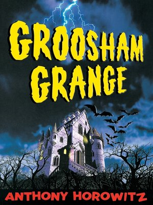 cover image of Groosham Grange