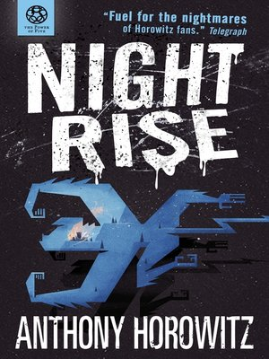 cover image of The Power of Five: Nightrise