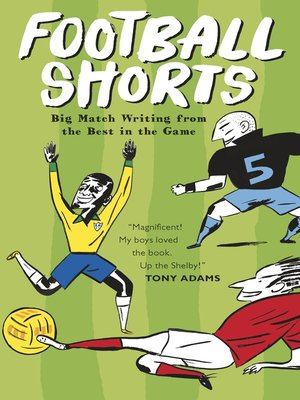 cover image of Football Shorts