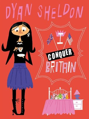 cover image of I Conquer Britain
