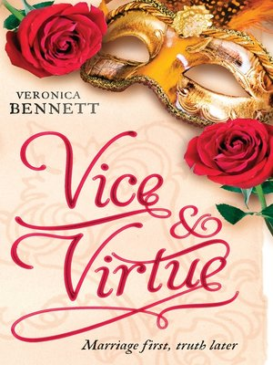cover image of Vice and Virtue