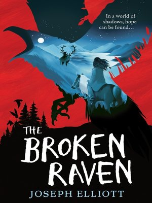 cover image of The Broken Raven