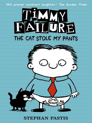 cover image of The Cat Stole My Pants