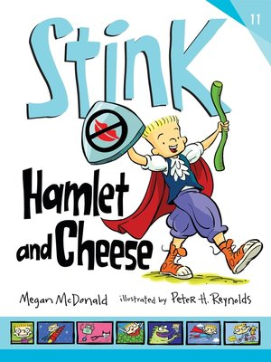 cover image of Stink: Hamlet and Cheese