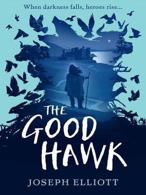 cover image of The Good Hawk