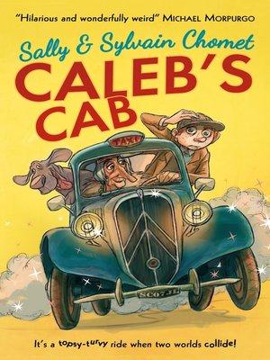 cover image of Caleb's Cab
