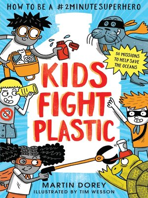 cover image of Kids Fight Plastic