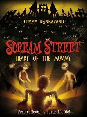 cover image of Scream Street 3