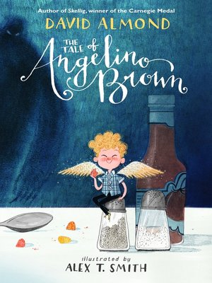 cover image of The Tale of Angelino Brown