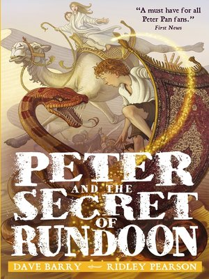 cover image of Peter and the Secret of Rundoon