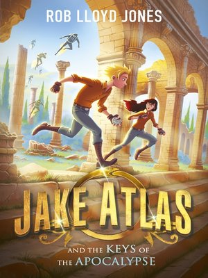 cover image of Jake Atlas and the Keys of the Apocalypse