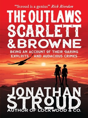 cover image of The Outlaws Scarlett and Browne