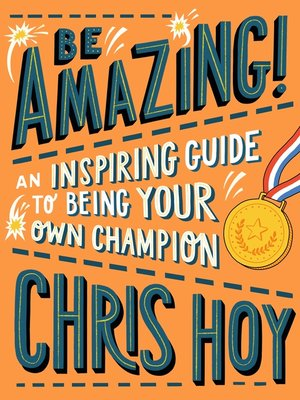cover image of Be Amazing!