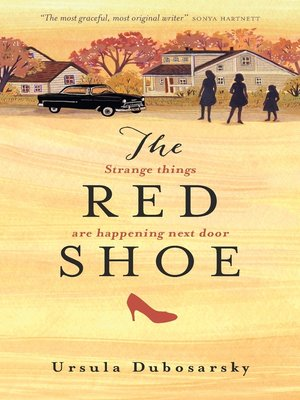 cover image of The Red Shoe