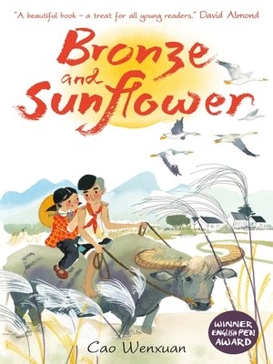 cover image of Bronze and Sunflower