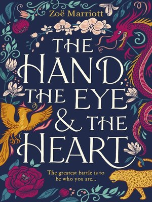 cover image of The Hand, the Eye and the Heart