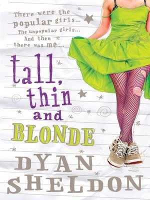 cover image of Tall, Thin and Blonde