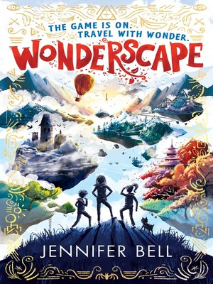 cover image of Wonderscape
