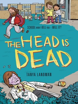 cover image of The Head Is Dead