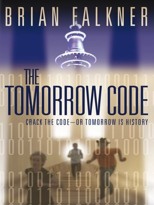 cover image of The Tomorrow Code
