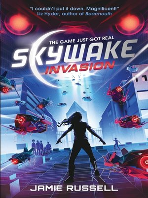 cover image of SkyWake Invasion