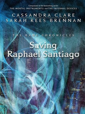 cover image of Saving Raphael Santiago