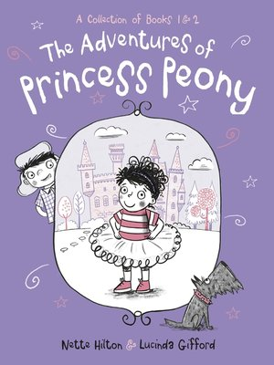 cover image of The Adventures of Princess Peony