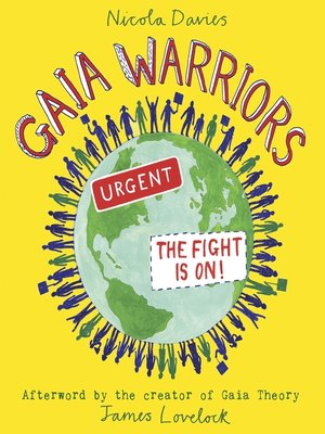 cover image of Gaia Warriors