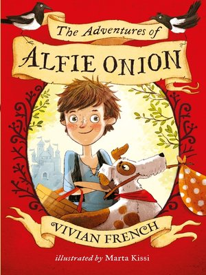 cover image of The Adventures of Alfie Onion