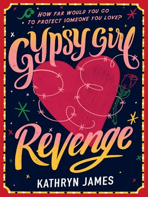 cover image of Revenge (Book Two): Gypsy Girl Series, Book 2