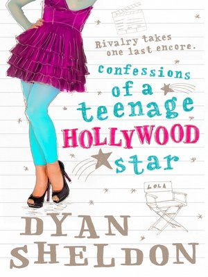 cover image of Confessions of a Teenage Hollywood Star