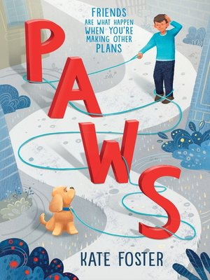 cover image of Paws