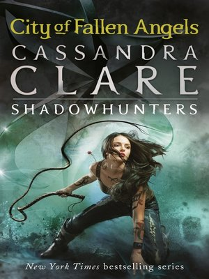 cover image of The Mortal Instruments 4