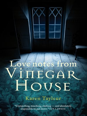 cover image of Love Notes from Vinegar House
