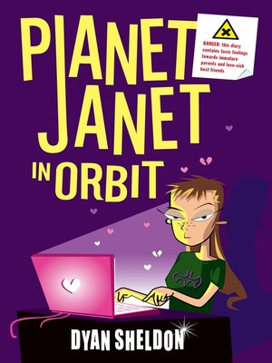 cover image of Planet Janet In Orbit