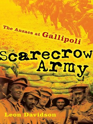 cover image of Scarecrow Army