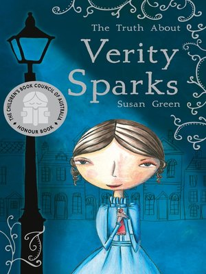 cover image of The Truth About Verity Sparks