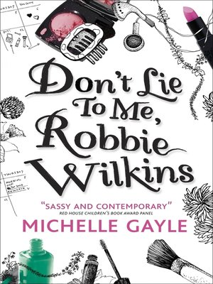 cover image of Don't Lie to Me, Robbie Wilkins