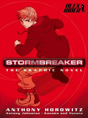 cover image of Stormbreaker Graphic Novel
